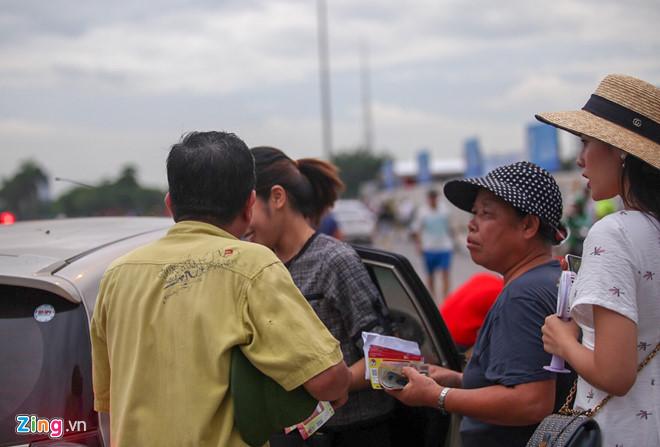 Phe vé bán kết Việt Nam