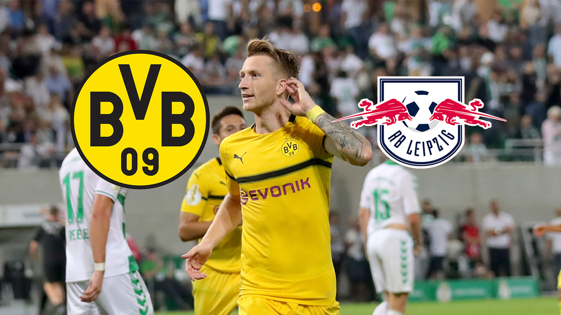 BVB RB Leipzig Bundesliga LIVE-STREAM TV