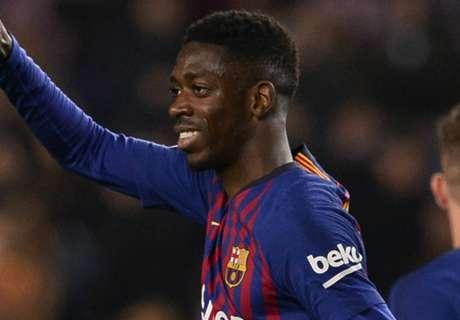 LIVE: Barcelona vs Levante