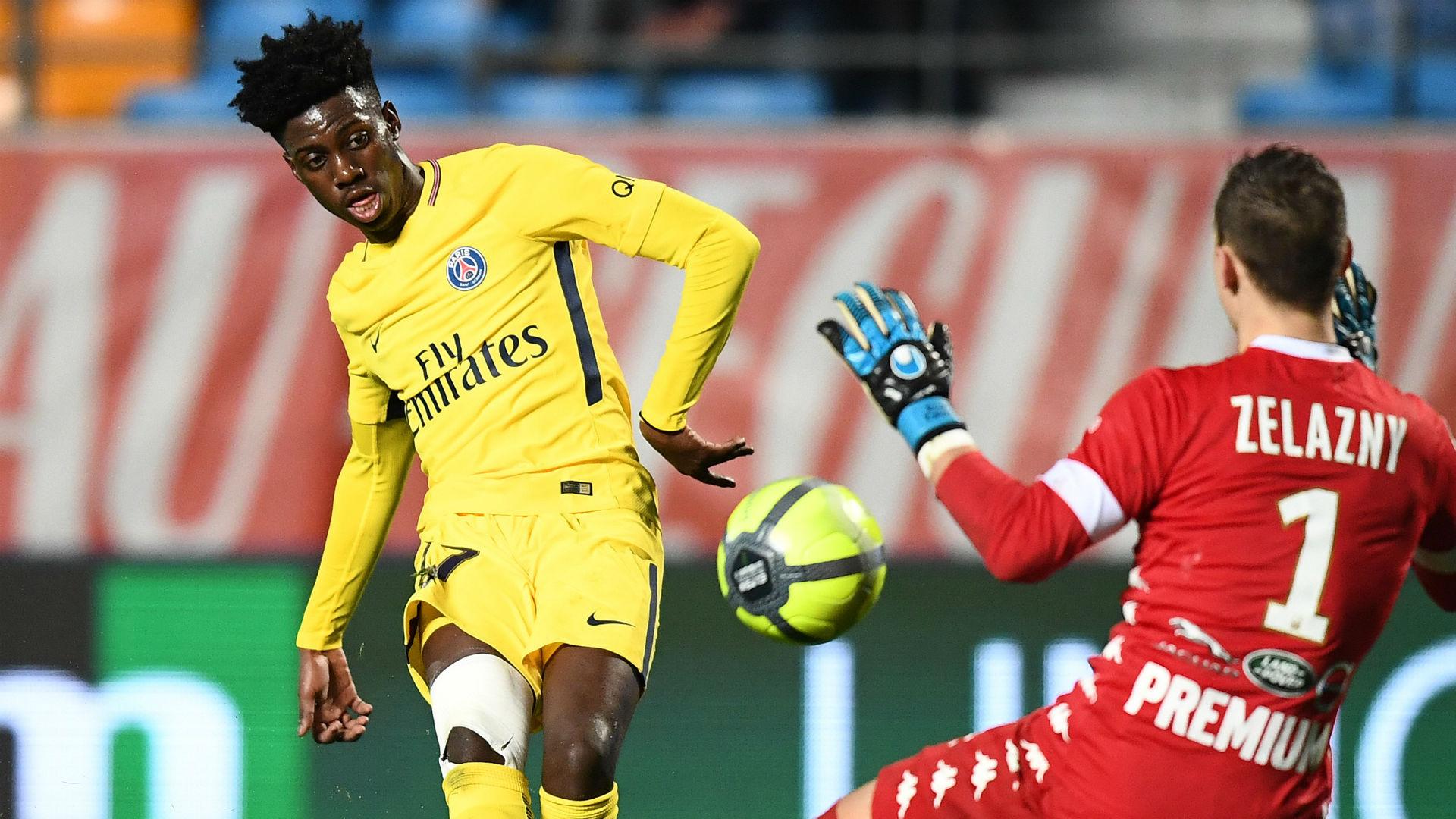 PSG, ecco Weah jr: esordio in prima squadra contro il Troyes