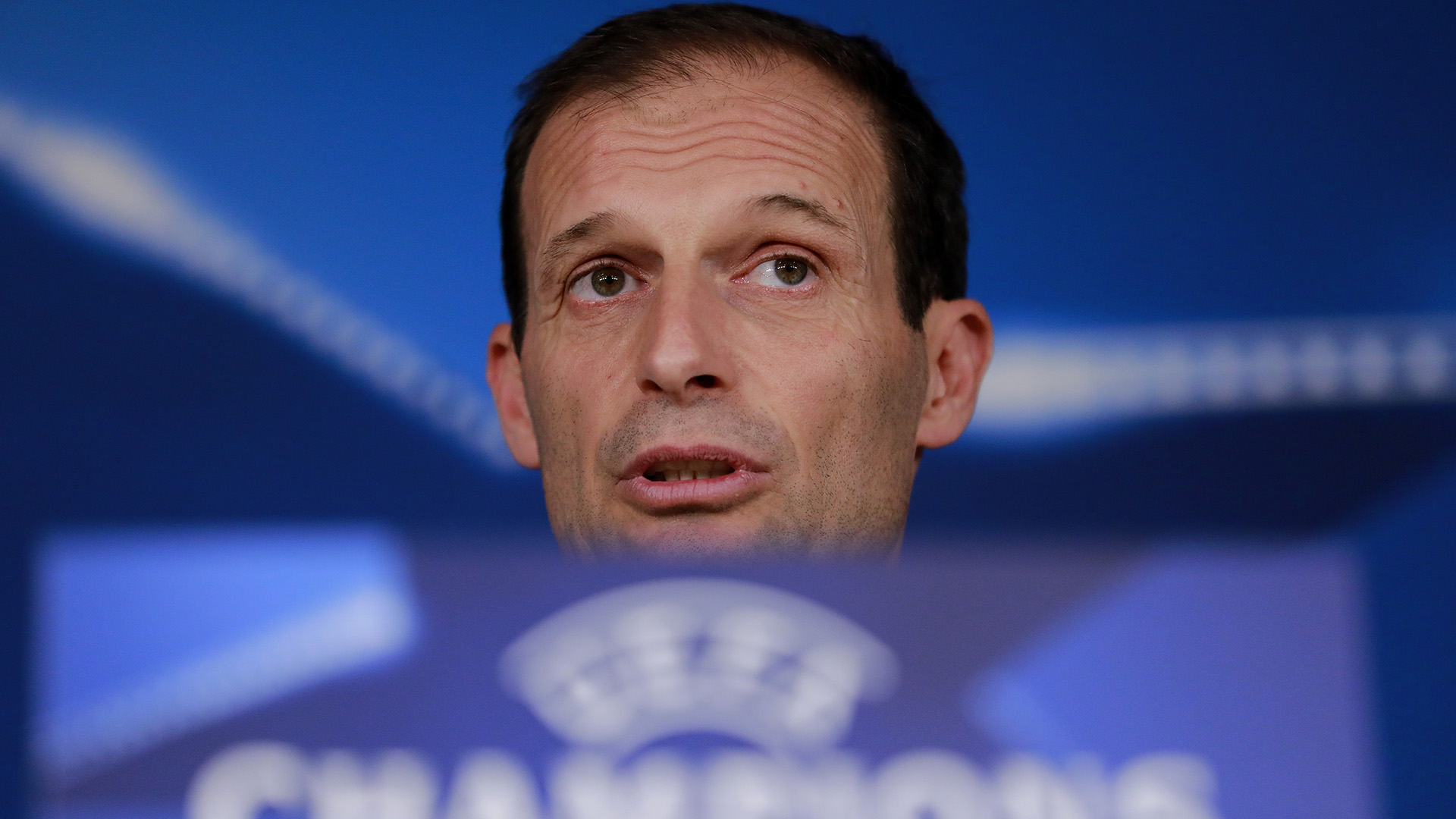 Real Madrid-Juventus, Allegri: