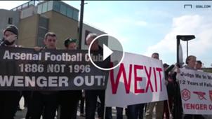 GFX Video Arsenal contra Wenger