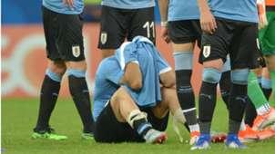 Suarez Uruguay Peru Copa America Cuartos de final