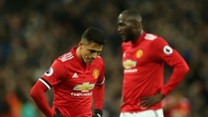 Alexis Sanchez Romelu Lukaku Manchester United