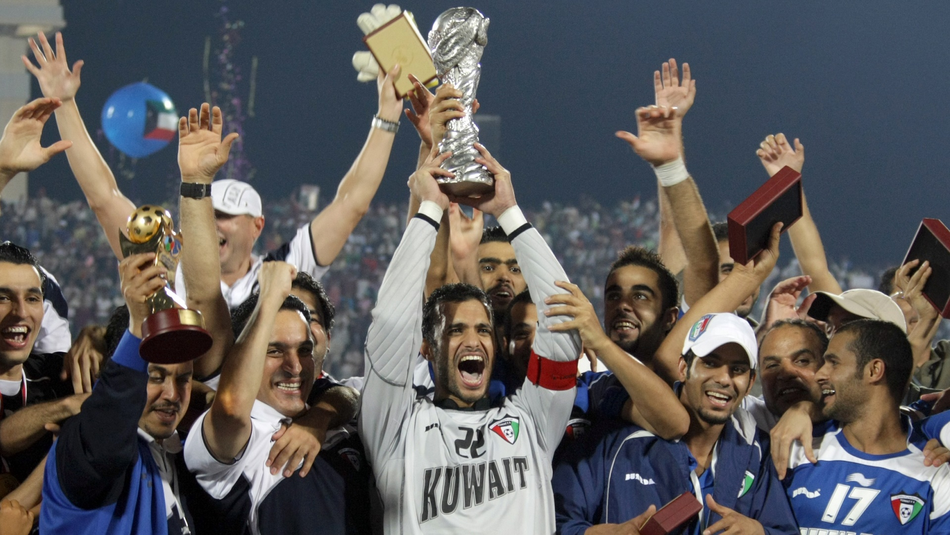 Kuwait 20th Gulf Cup of Nations 2010