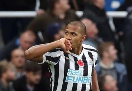 Rondon hints at permanent Newcastle move
