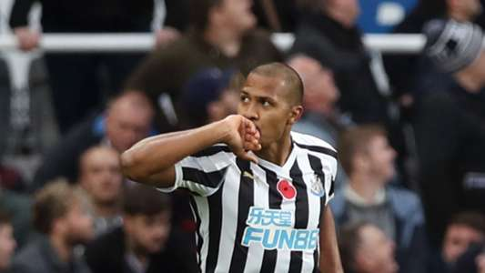 Salomon Rondon Newcastle 10112018