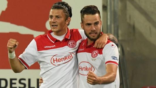 VIDEO-Highlights, Bundesliga: Fortuna Düsseldorf - VfL Wolfsburg 1:1
