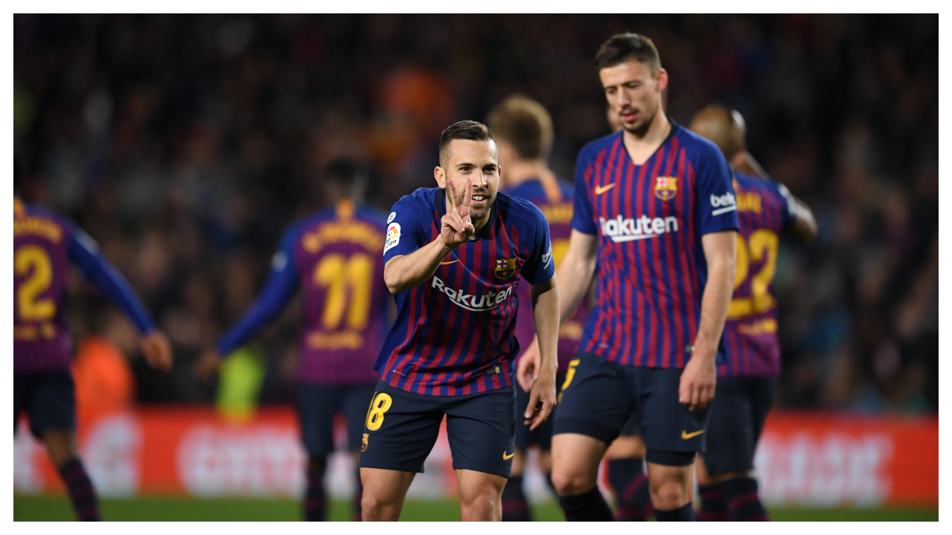 Retour de Dembélé dans le 11 contre la Real Sociedad — Barça