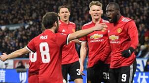 Romelu Lukaku Manchester United Huddersfield