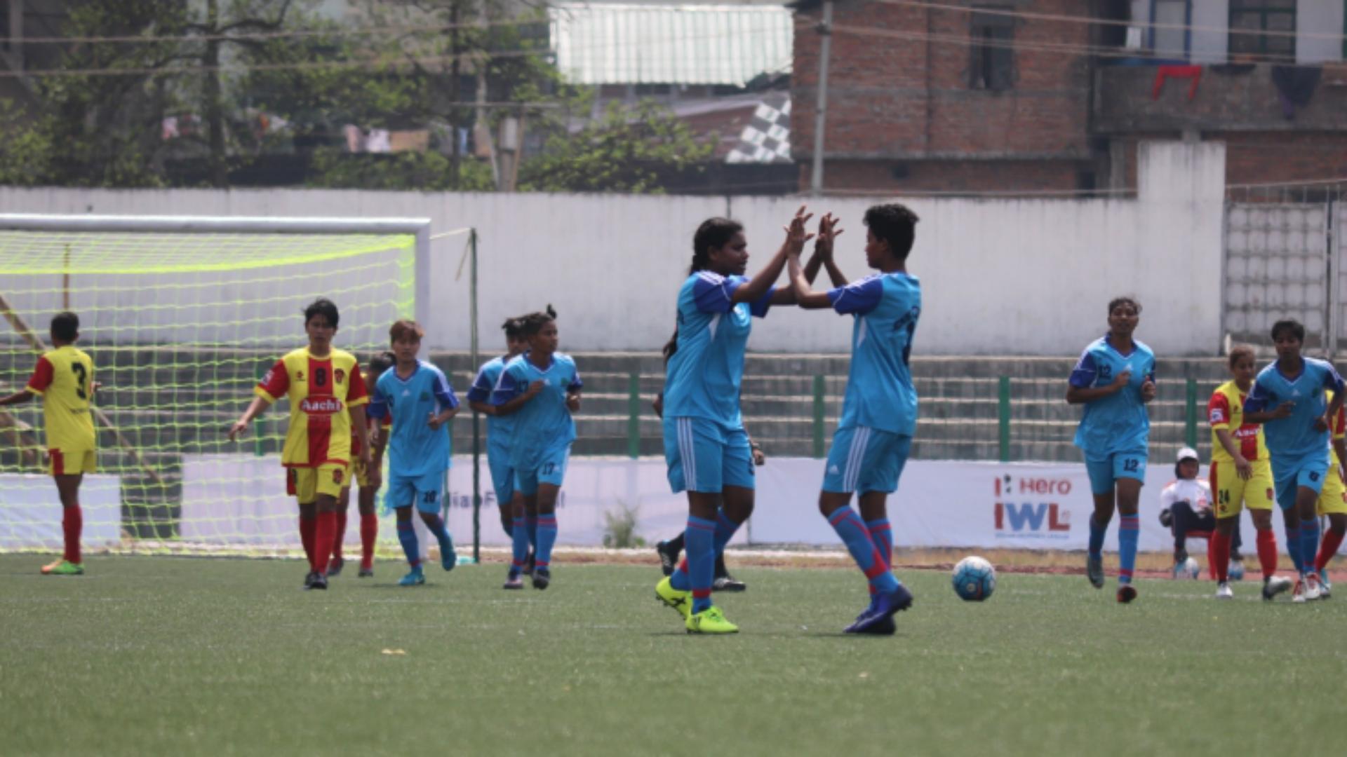 Rising Student's Club Gokulam Kerala IWL 2017-18