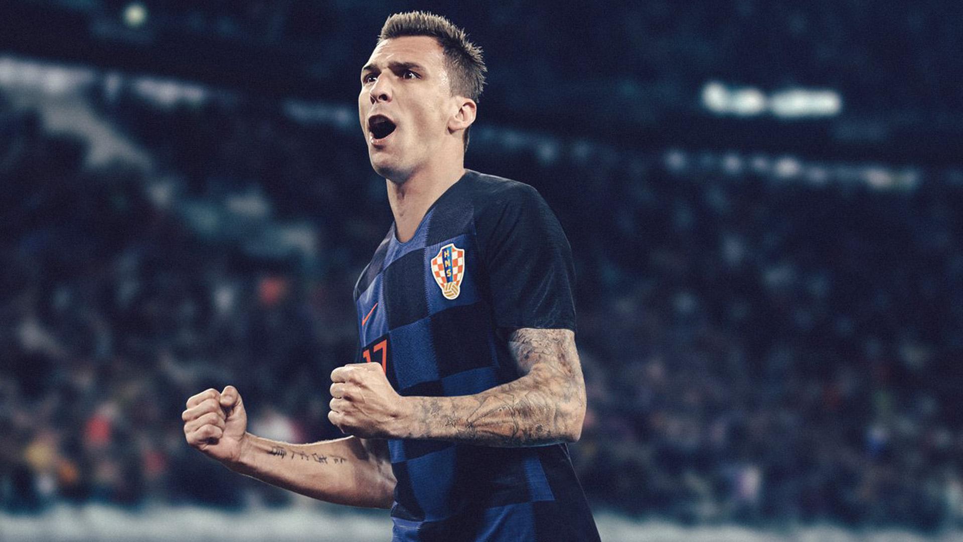 Croacia Camiseta Alternativa 2018 Croatia Away Kit