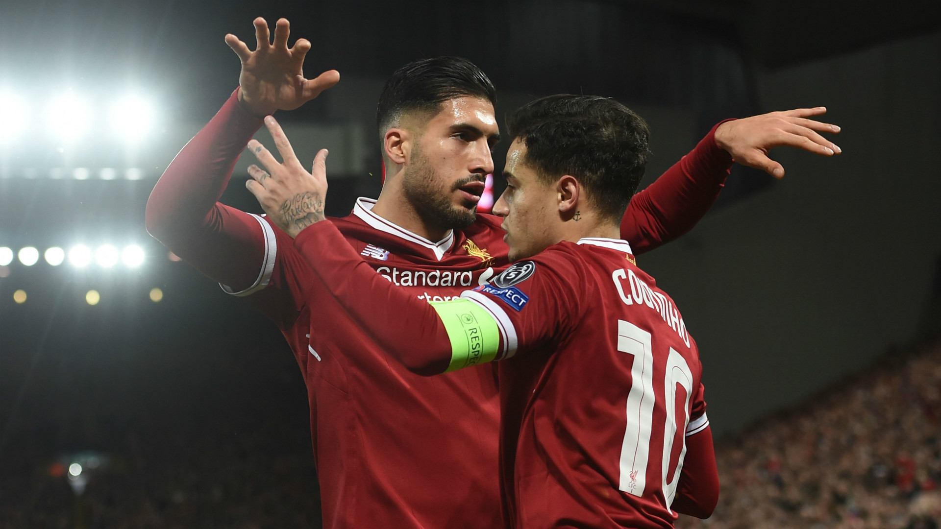 Emre Can Liverpool