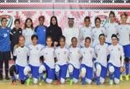 UAE Women's Team