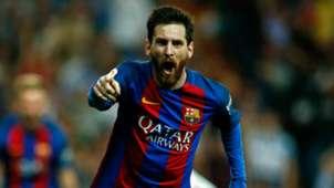 Lionel Messi Barcelona 2016-17