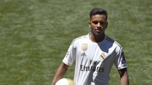 2019-07-21 Rodrygo Real Madrid