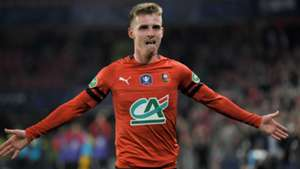 Benjamin Bourigeaud Rennes Orleans Coupe de France 27022019