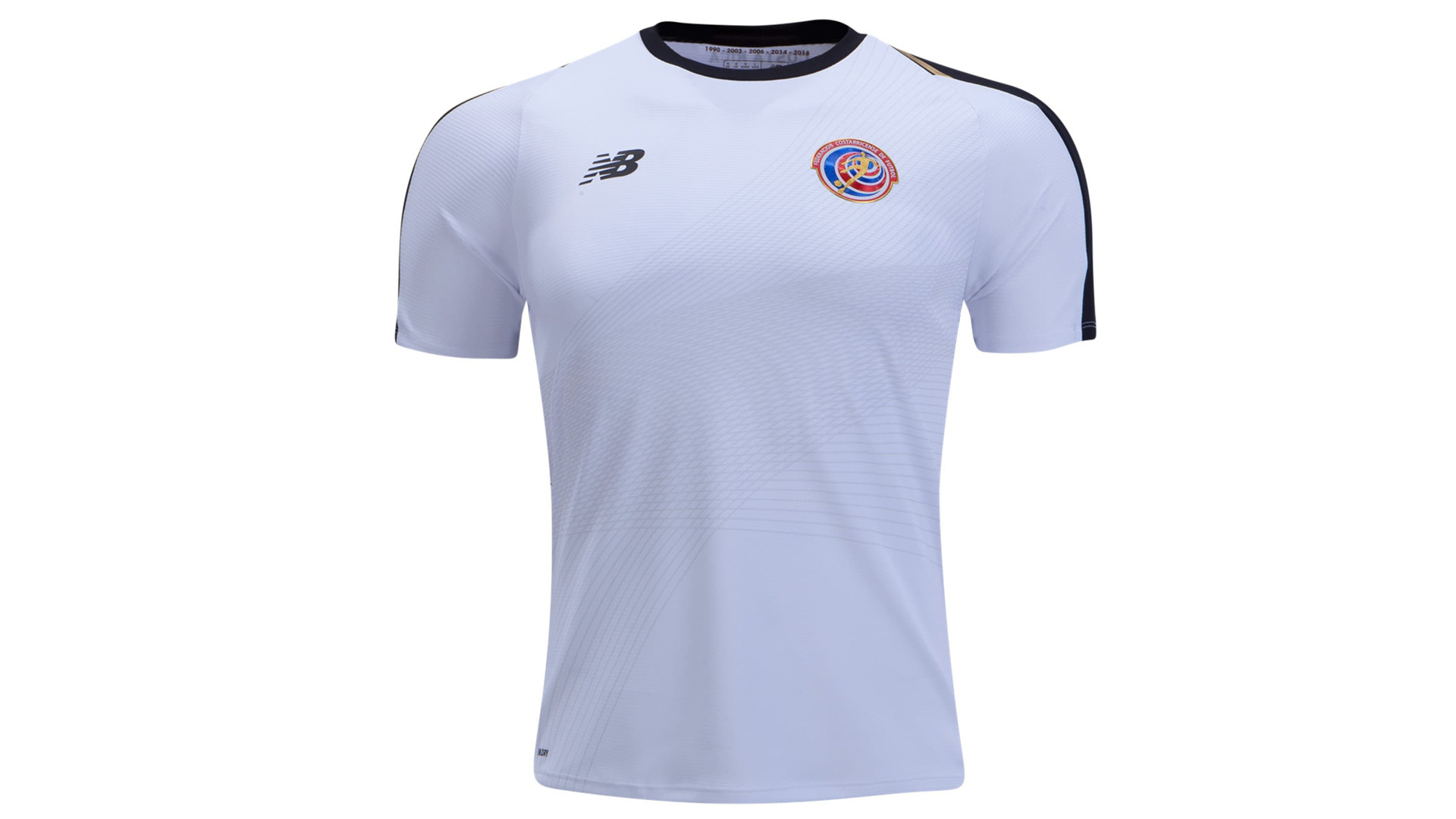 0c2860778e2c7 Costa Rica Camiseta Alternativa Away Kit 2018