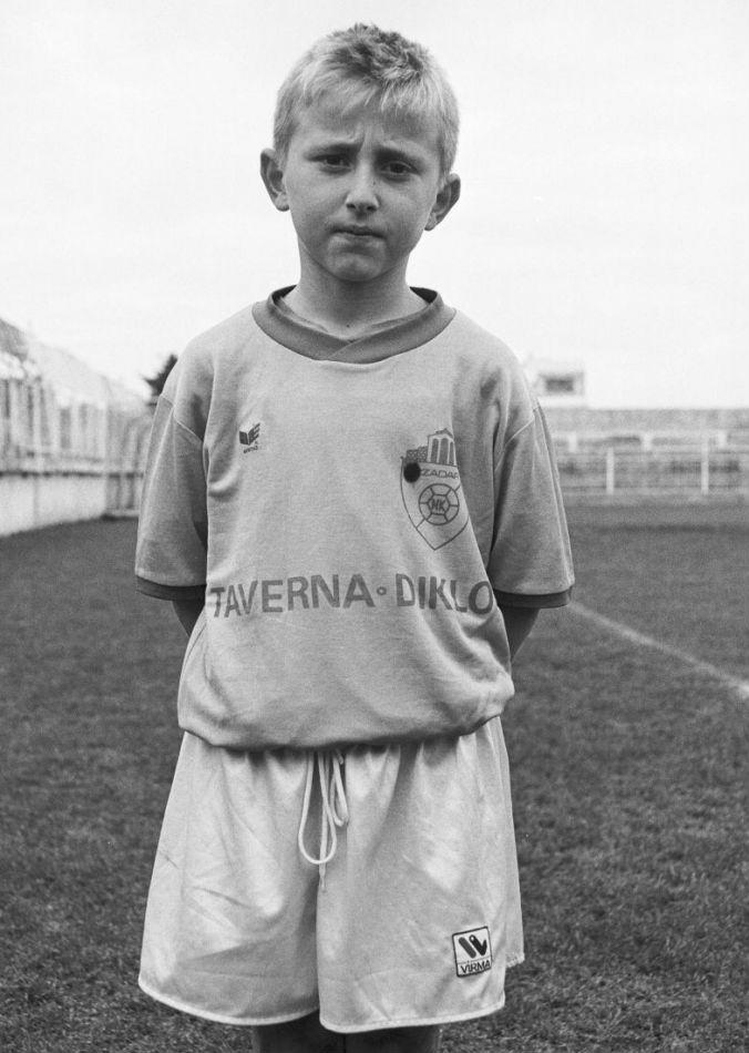 Image result for Luka modric kid
