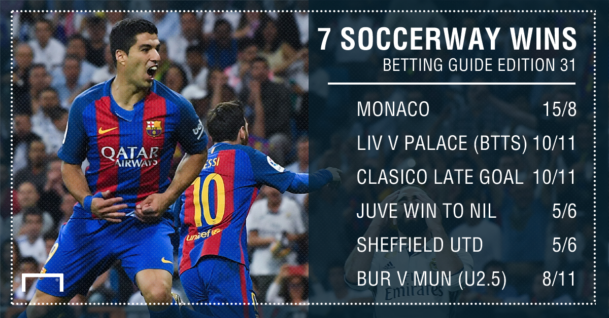 Seven winners for the Soccerway guide including late drama in El