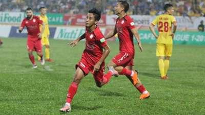 Nam Định CLB TP.HCM Vòng 5 V.League 2018