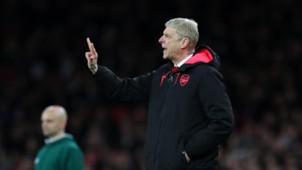Arsene Wenger FC Arsenal 11042018