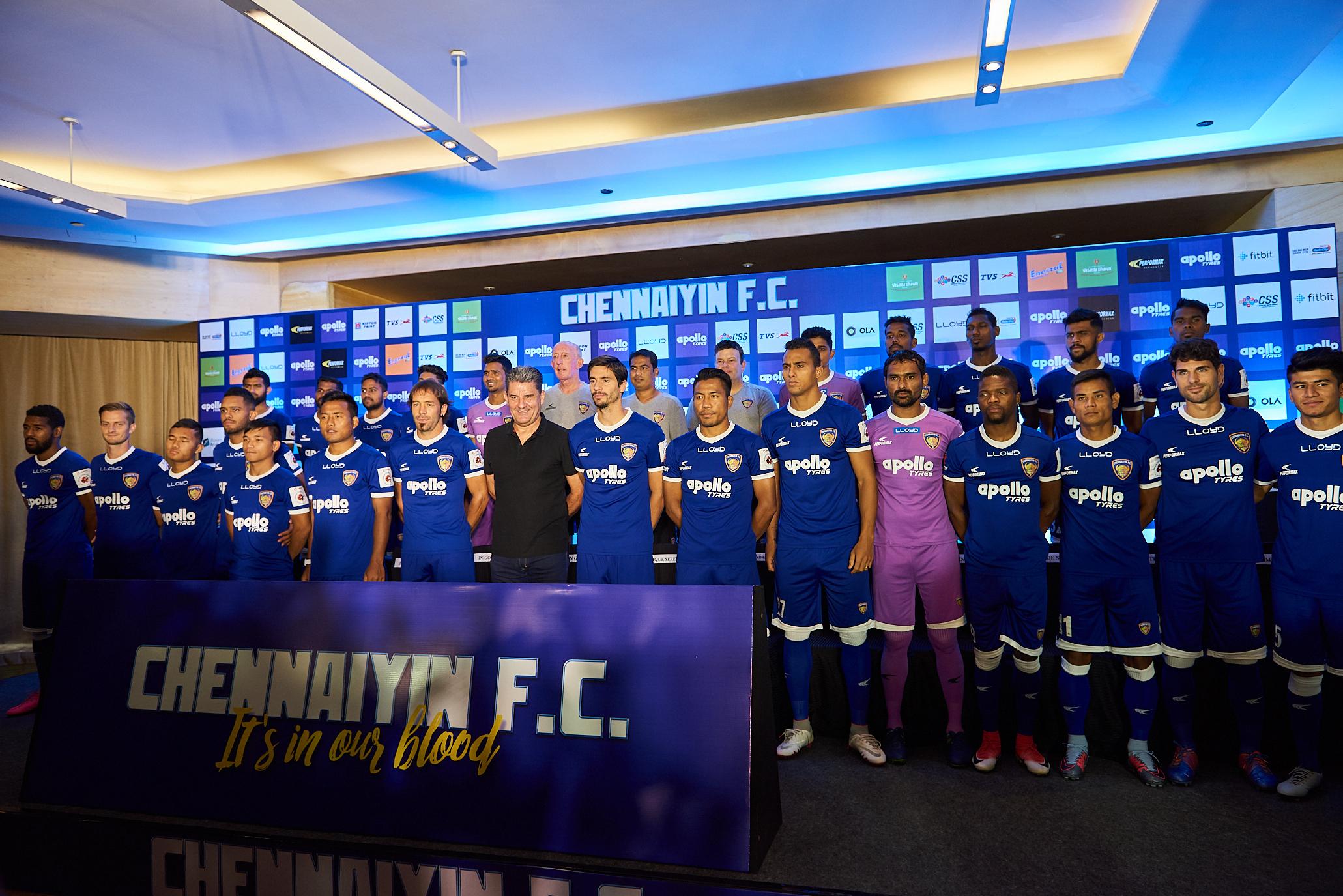 Chennaiyin FC squad