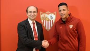 Guilherme Arana Sevilla FC