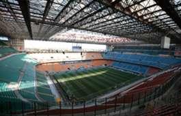 San Siro Stadium Serie a