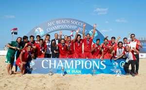 AFC Beach Soccer - Iran