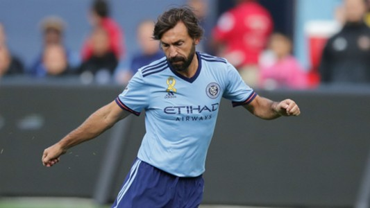 HD Andrea Pirlo New York City FC MLS