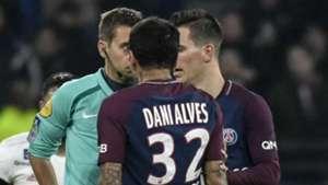 Dani Alves PSG Lyon
