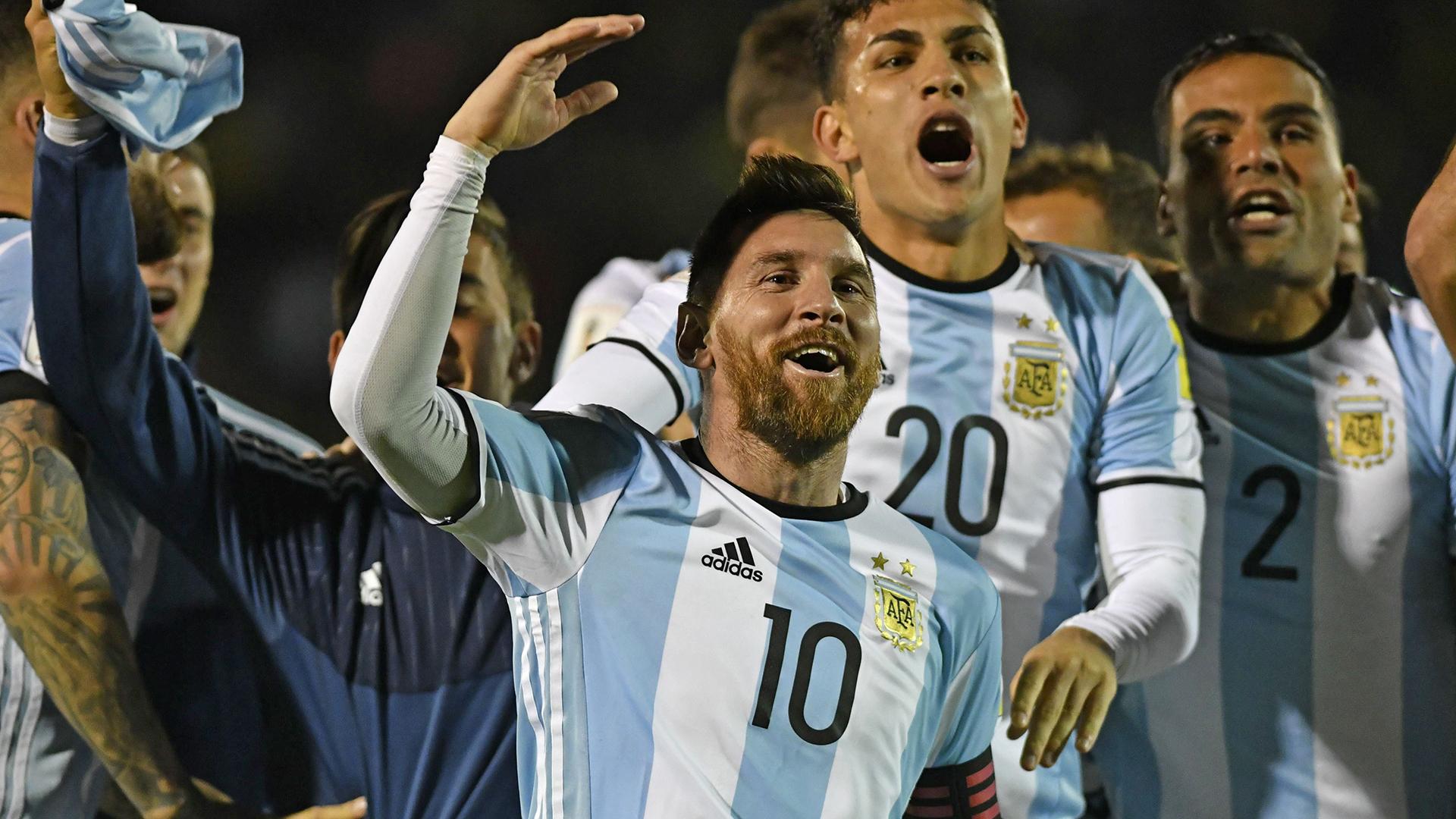 Mondial 2018 messi veut savourer avec largentine goal com