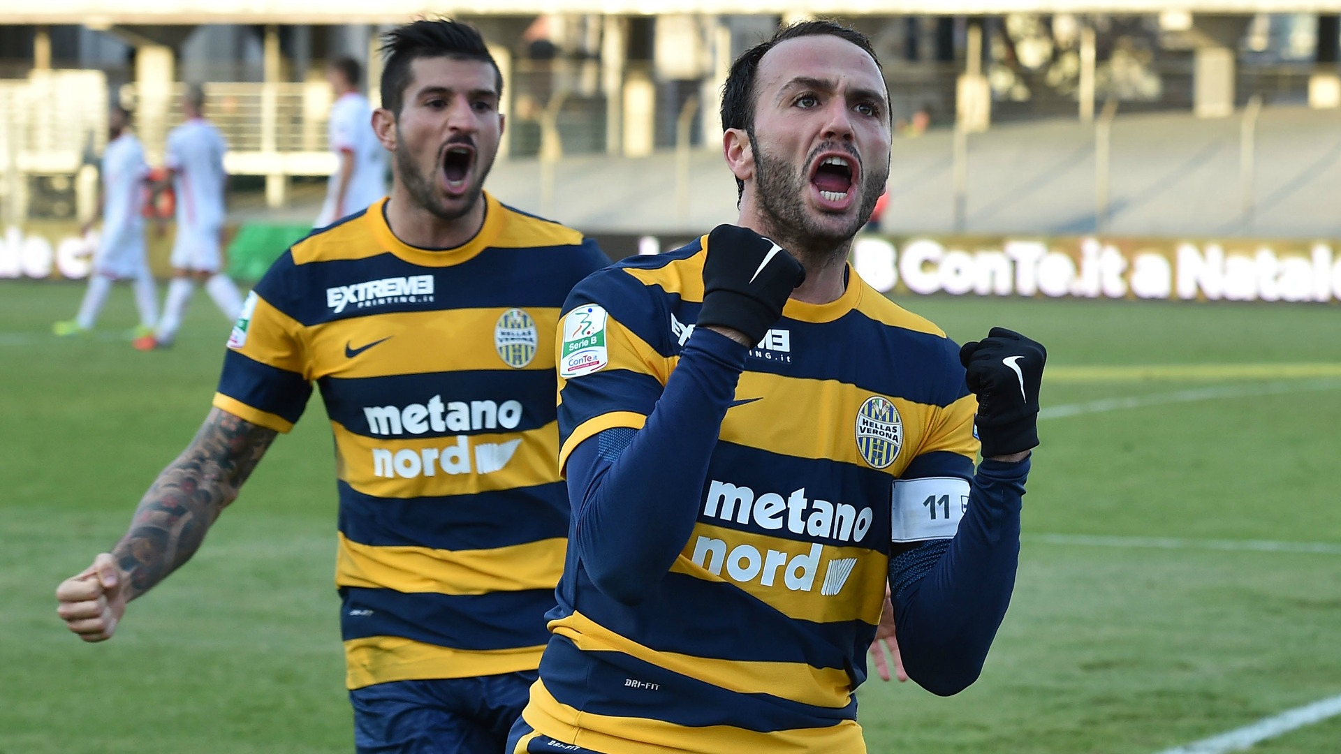 Verona ritrova il derby L'Hellas torna in serie A