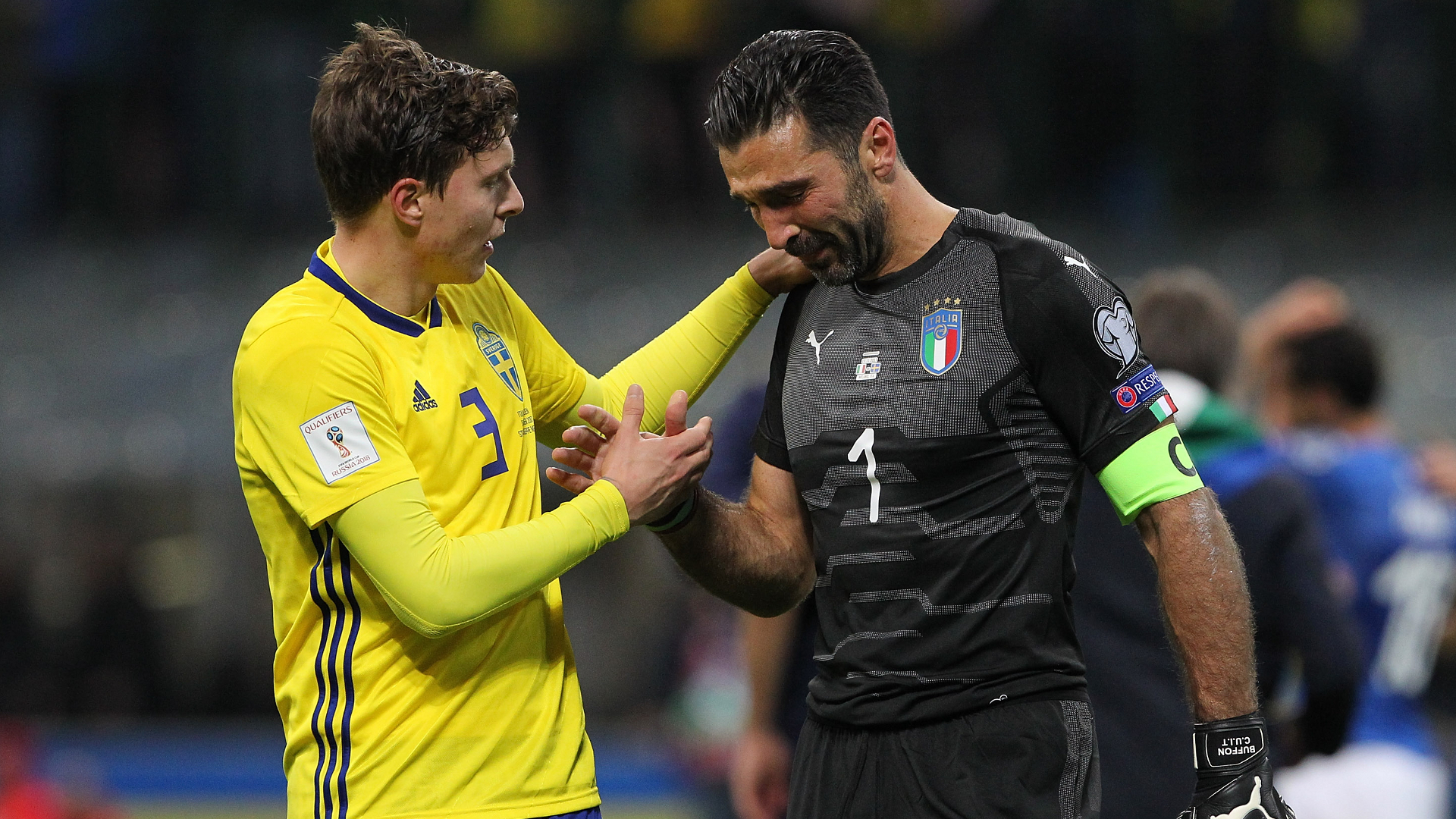 With retirement expected, Buffon to hold news conference