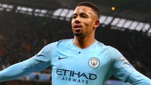 Gabriel Jesus Man City 2018