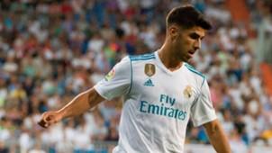 Marco Asensio Real Madrid Valencia LaLiga 27082017