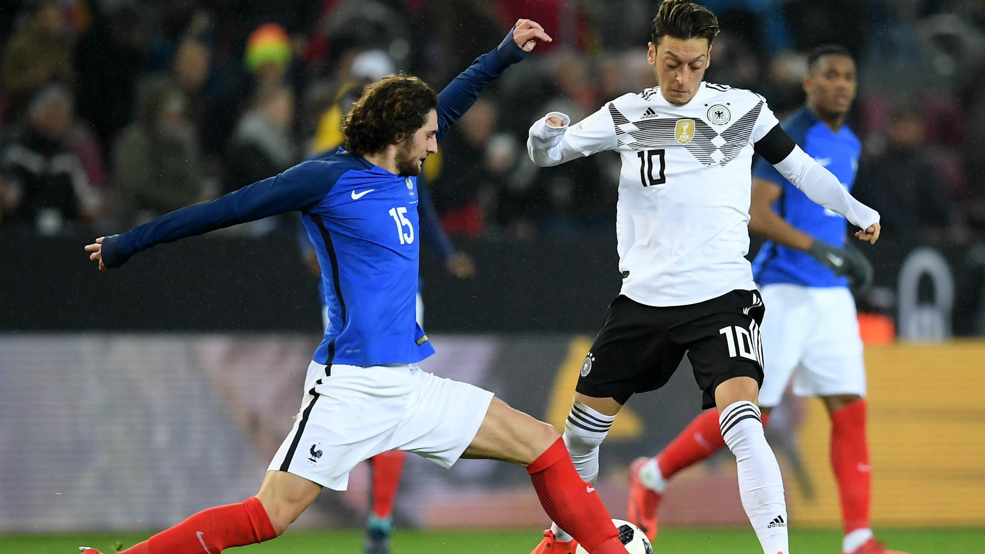 Mesut Özil Germany 14112017