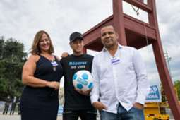 Neymar becomes Handicap International ambassador