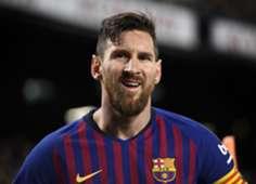 Messi Barcelona Valencia LaLiga