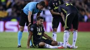 Khedira Valencia Juventus Champions League