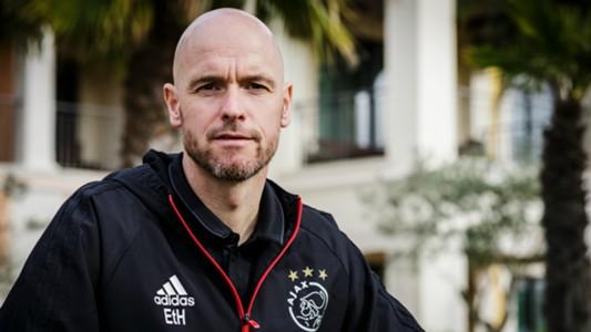 Erik ten Hag, Ajax 0112018