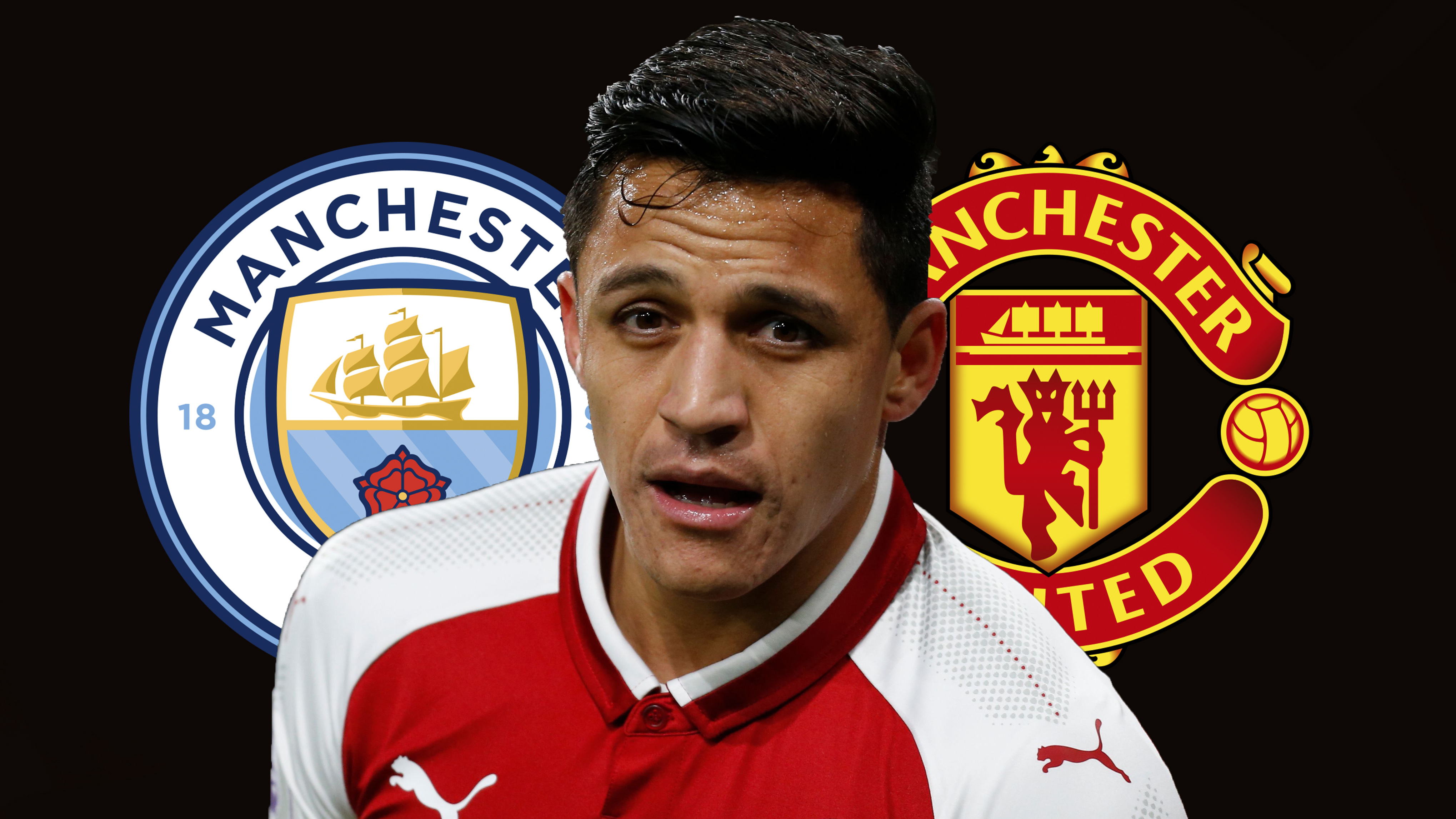 alexis sanchez transfer news manchester city pull plug as manchester united close in. Black Bedroom Furniture Sets. Home Design Ideas