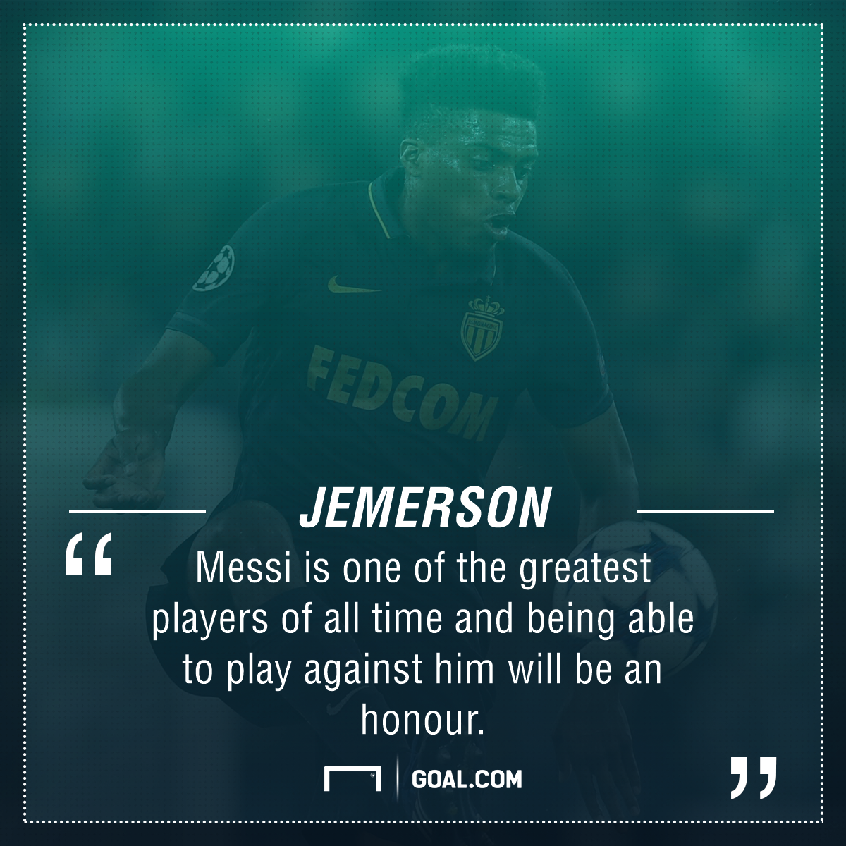 Jemerson Lionel Messi