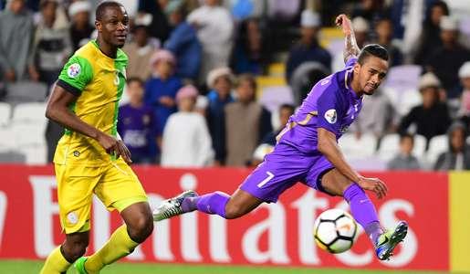 Al Ain vs. Malkiya - AFC Champions League