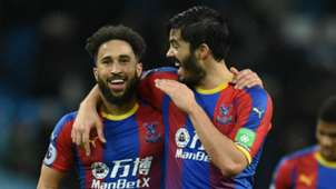 Andros Townsend Crystal Palace Manchester City 221218