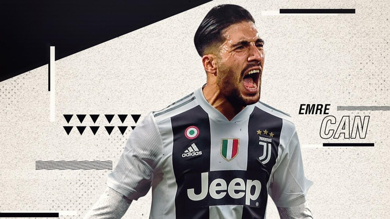 Emre Can & Transfer Gratis Juventus Era Beppe Marotta