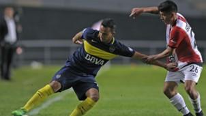 Leonardo Jara Boca Estudiantes