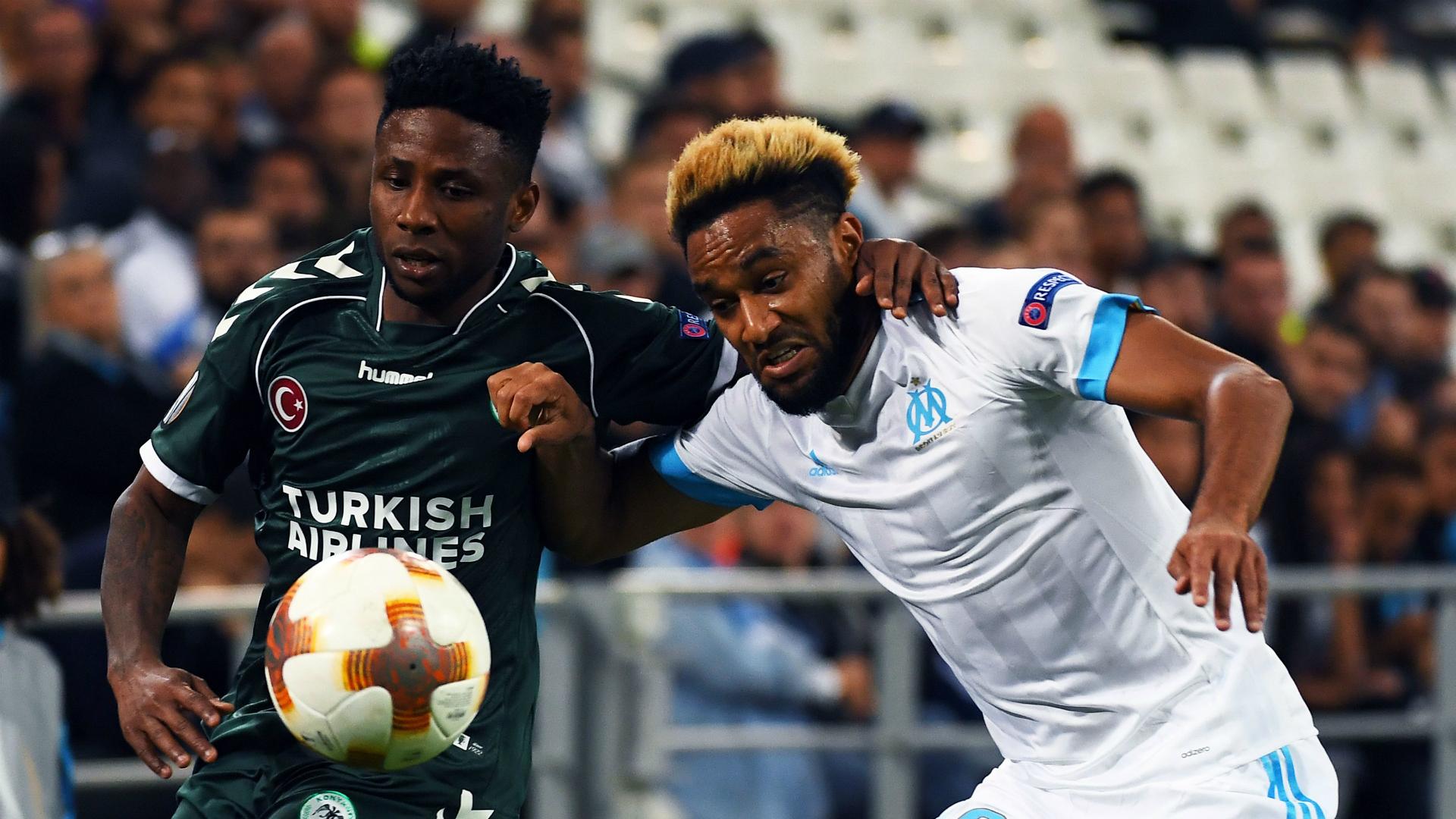 Imoh Ezekiel Morgan Sanson Konyaspor Marseille
