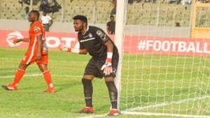 Al Hilal goalkeeper Salim Magoola